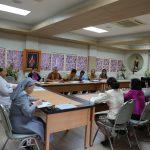 ประชุมคณะกรรมการจัดการศึกษาโรงเรียนพระแม่สกลสงเคราะห์