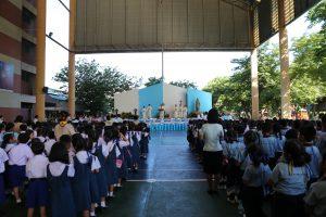วจนพิธีกรรม เปิดปีการศึกษา 2561
