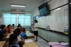 กิจกรรมประชุมผู้ปกครอง Classroom meeting