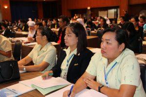 การประชุมใหญ่สามัญผู้บริหาร ปีการศึกษา 2561 ครั้งที่ 2
